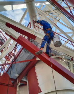 Protective Coating - Steel Structure 4